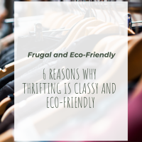 6 Reasons Why Thrifting is Classy and Eco-Friendly