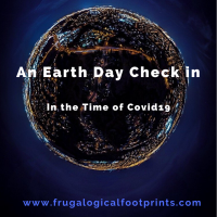 An Earth Day Check in, in the Time of Covid19